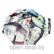 Зонт женский Лица